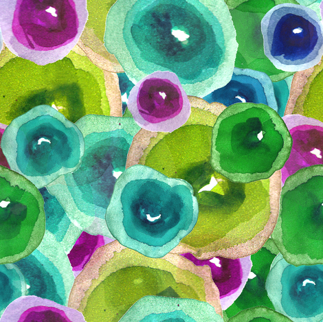 Achat fabric by honey_gherkin on Spoonflower - custom fabric