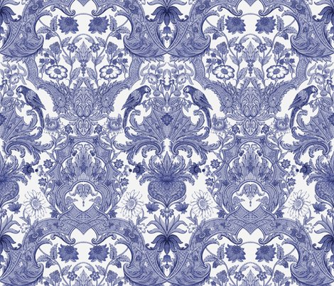 Parrot_damask_blue_updated_centered_shop_preview