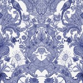 Parrot_damask_blue_updated_centered_shop_thumb