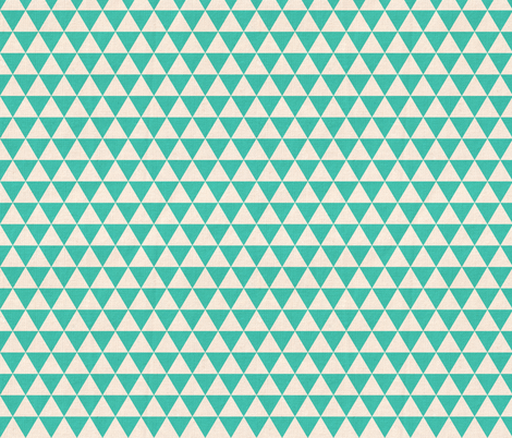 FLOWWW green fabric by biancagreen on Spoonflower - custom fabric