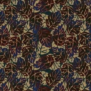 leaves apart iridescent