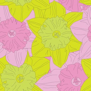 Daffodil Print - Loving This