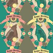 Armodillas Birthday