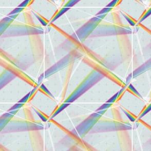 Spectral burst - white