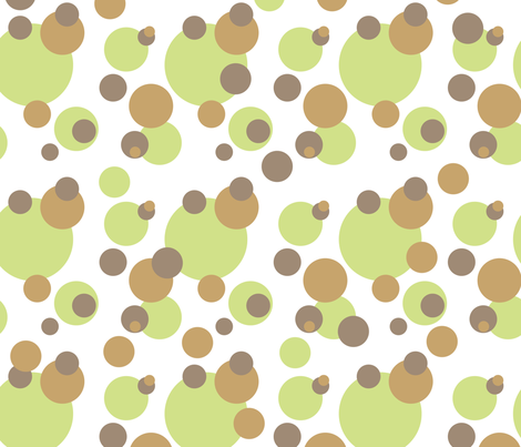 wacky bubbles fabric by joojoostrees on Spoonflower - custom fabric