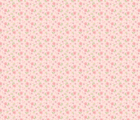 Little_Floral fabric by winckles_design on Spoonflower - custom fabric