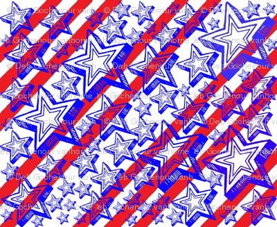 Stars Stripes 4Ever