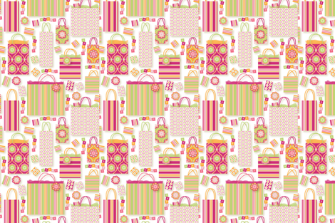 Birthday Gifts fabric by jillbyers on Spoonflower - custom fabric