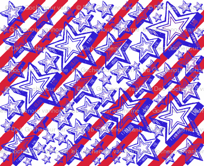 Stars Stripes 4 Ever