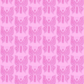 ButterflyDancer - med - hot pink & cotton candy-ch