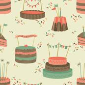 Birthday Party - Cakes