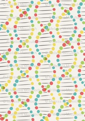 Color DNA stripe