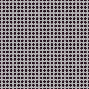 Monochrome Dots in a Row