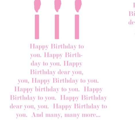 Happy_Birthday fabric by susaninparis on Spoonflower - custom fabric