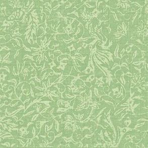 Bird of Paradise- green mint