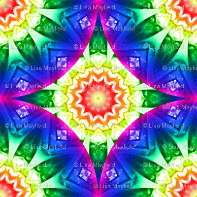 Kaleidoscope 10 - Rainbow Warrior