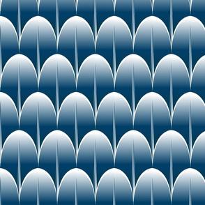 palmate blue