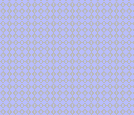Harlequin Blue Box blu-grey_med fabric by morrigoon on Spoonflower - custom fabric