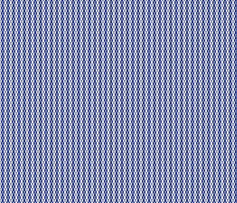 Harlequin Blue Box blue and white fabric by morrigoon on Spoonflower - custom fabric