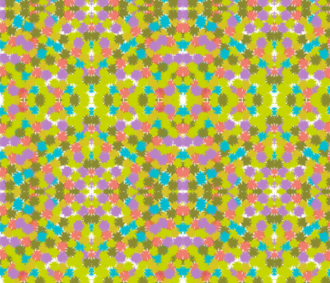 aglow watercolor fabric by lindsey_merritt on Spoonflower - custom fabric