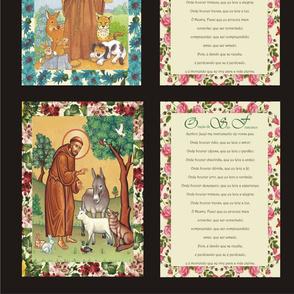 Saint Francis Pannel