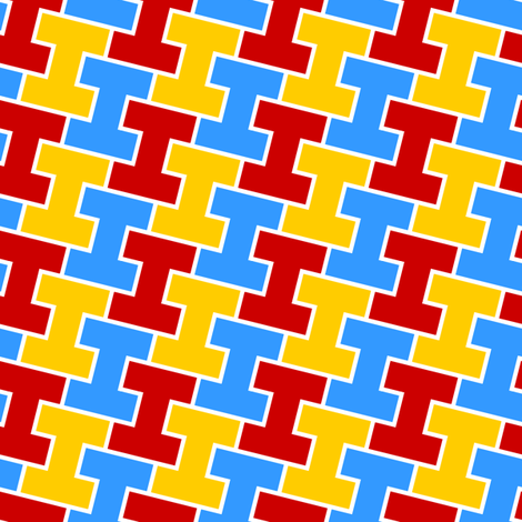 IH2 fabric by sef on Spoonflower - custom fabric