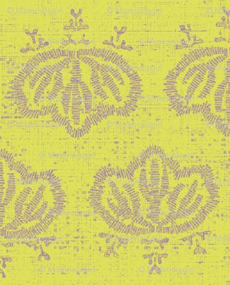 Kiri - lemon & beige