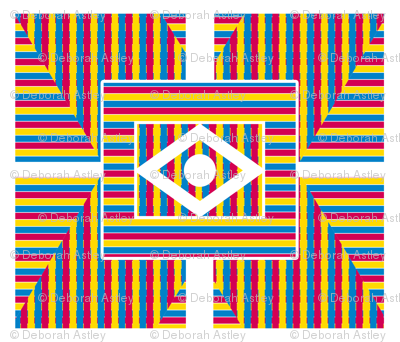 Layered Stripes