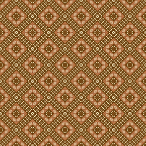 African_textile_background_vector_seamless_pattern_ethnic_style