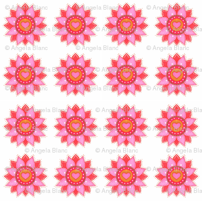 Florecitas rosadas