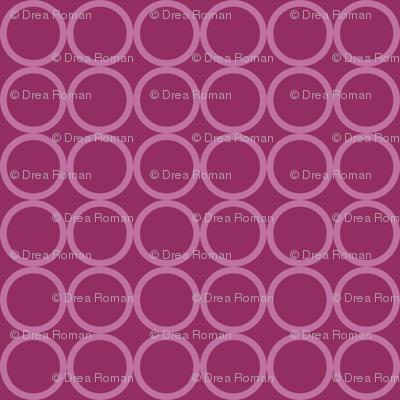 Party Animals Collection - Wine Dot