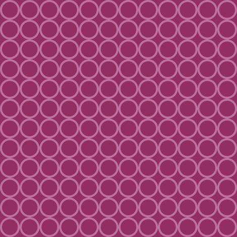 Party Animals Collection - Wine Dot fabric by ttoz on Spoonflower - custom fabric