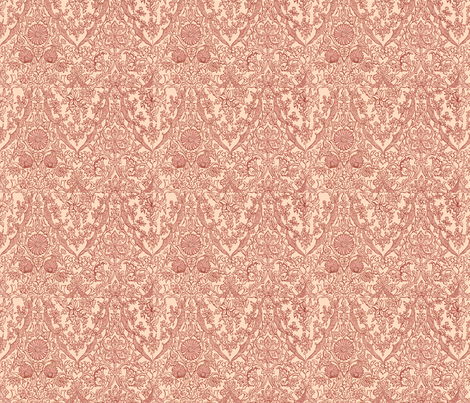 Amy's Honiton Moths fabric by amyvail on Spoonflower - custom fabric