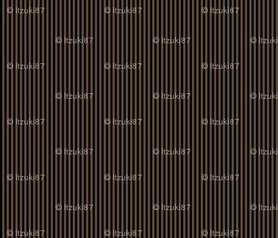 Steampunk - Black and brown stripes