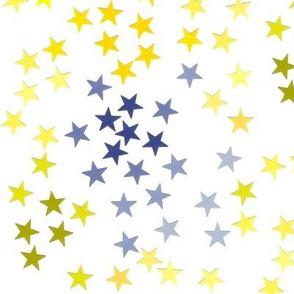 Van Gogh Stars