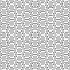 honeycomb_graphic_grey_turned