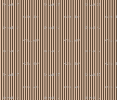Steampunk - Brown and beige stripes