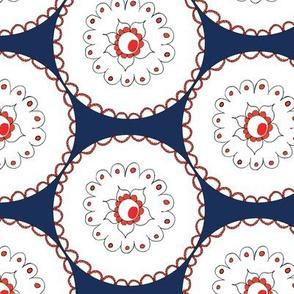 Kaleidoscope rounds