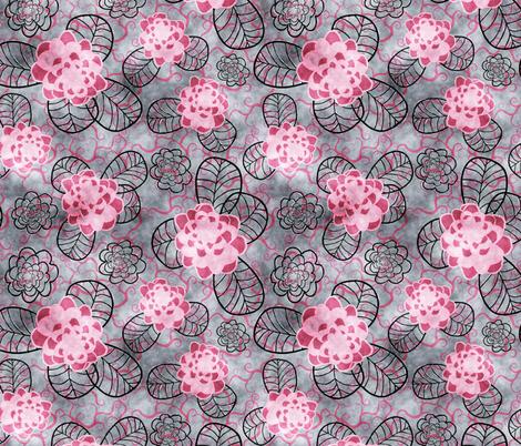 pink 1 fabric by kociara on Spoonflower - custom fabric