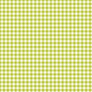 Apple-Green_and_White_Eighth-inch Checks