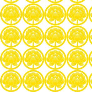 Shinzo Lily gold