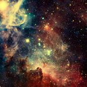 Candy Carina Nebula