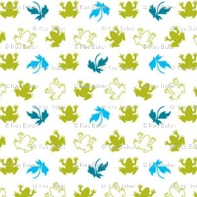 frog fabric surrealbey spoonflower. Black Bedroom Furniture Sets. Home Design Ideas