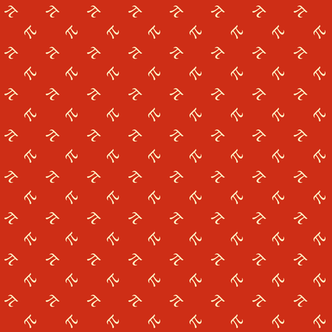 apple pi - red delicious fabric by weavingmajor on Spoonflower - custom fabric