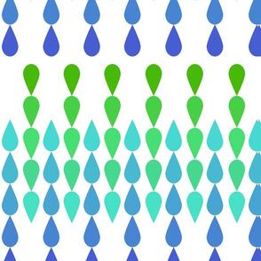 RainDrops (Blue)