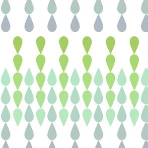 RainDrops (Green)
