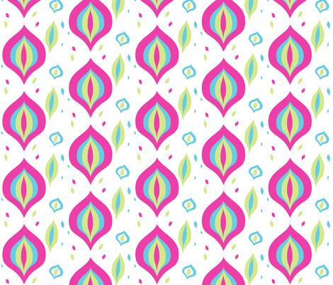 Mod Pods! - Just Like The 60's  - © PinkSodaPop 4ComputerHeaven.com fabric by pinksodapop on Spoonflower - custom fabric