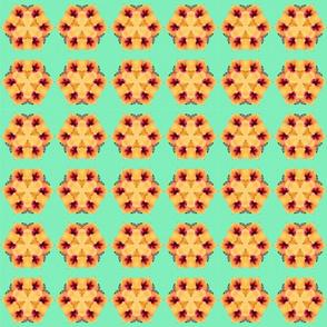 Yellow Hibiscus Bonanza