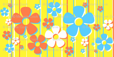 Daisies - lemon tart