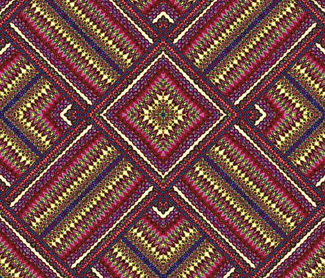 CrissCross fabric by joonmoon on Spoonflower - custom fabric
